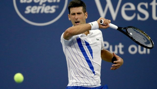 US Open 2020 Mens Preview Novak Djokovics title to lose potential firsttime winners abound in draw