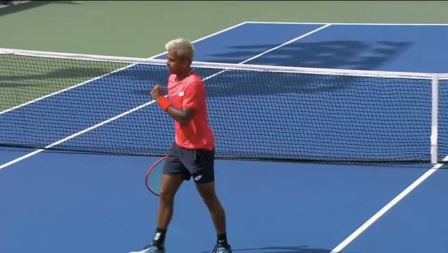US Open 2020 At Arthur Ashe Stadium a year on Sumit Nagal has another shot at creating an upset