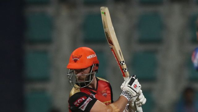 """Sunrisers were inconsistent in the first phase of the tournament and Williamson rued the """"close losses"""", describing it as a """"season of fine lines"""".  Sportzpics"""