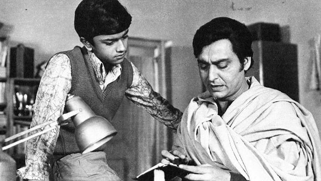 Between the iconic and the precarious Notes on Soumitra Chatterjees sixdecadelong filmography