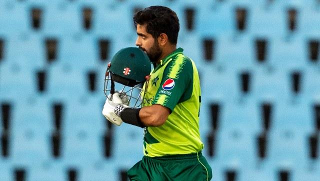 Pakistan captain Babar Azam. AP