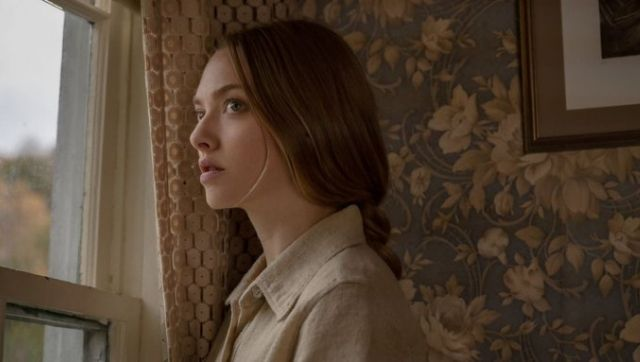 Things Heard and Seen movie review Amanda Seyfrieds horror has scant moments of pure terror