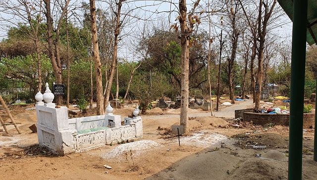 COVID19 in Gorakhpur In city where clicking pyres is barred crematorium records show scores died on days state claims zero deaths