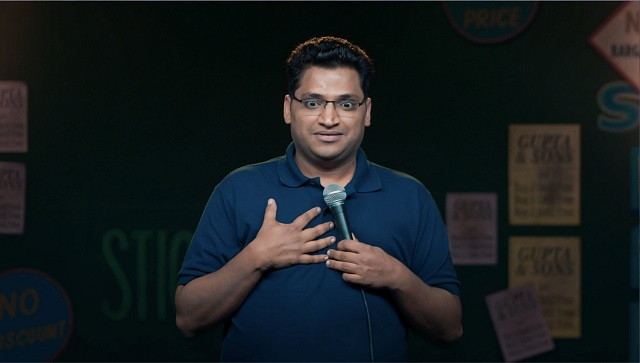 Gaurav Gupta talks first special Market Down Hai writing process and the ease of drawing humour from personal life