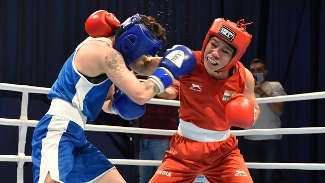 Asian Boxing Championships Pooja Rani strikes gold as veteran boxer MC Mary Kom two others sign off with silver