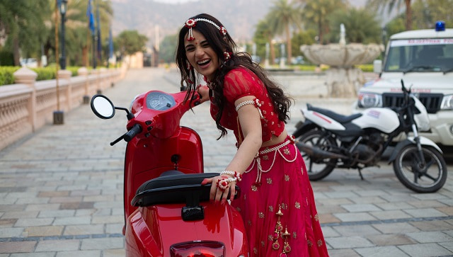 Radhika Madan deconstructs her character Didi from Ray talks reuniting with Vasan Bala after debut film
