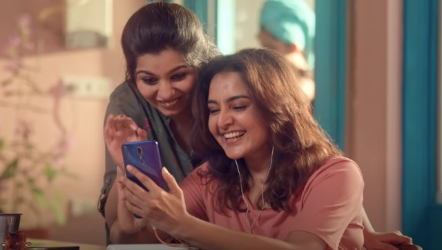 Chathur Mukham movie review Manju Warrier blends a metaphor for tech addiction with a nod to a horror classic