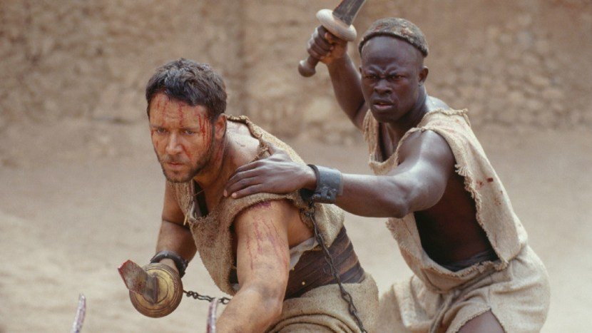 Russell Crowe confesses he felt initial script of Gladiator was so bad