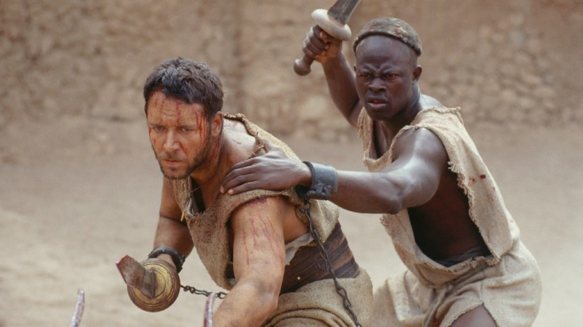 Russell Crowe confesses he felt initial script of Gladiator was 'so bad' 1