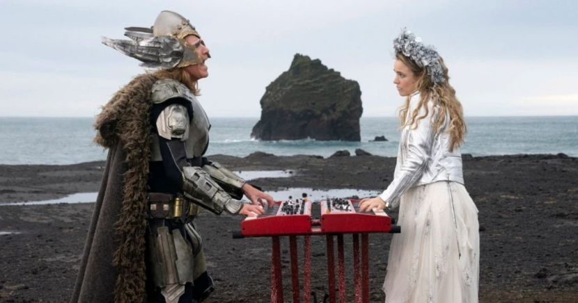 Eurovision Song Contest The Story of Fire Saga movie review  Bland narrative in guise of a sharp satire