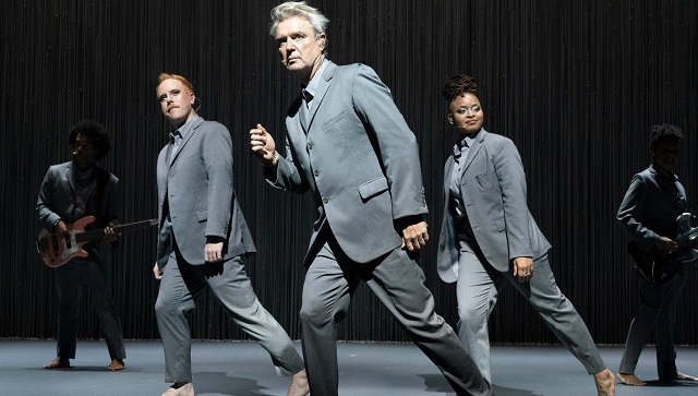 David Byrne discusses the universality of American Utopia and how its uplifting despite dark themes