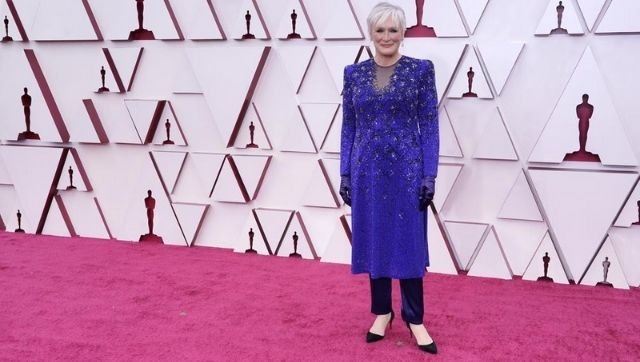 Oscars 2021 Glenn Close Diane Warren Leslie Odom Jr glam up for the red carpet