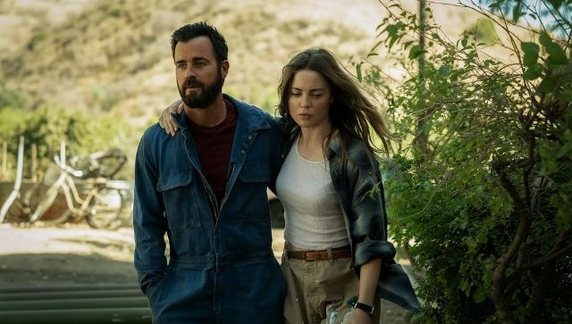 The Mosquito Coast review Justin Theroux deserves better than this flat generic Apple TV series