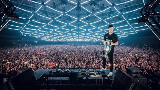 The Martin Garrix interview  Performing live is similar to football  the crowd the energy the adrenaline