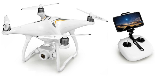 JJRC X6 Aircus GPS RC Drone: A Phantom drone clone Offered for 9.99( Coupon Off)