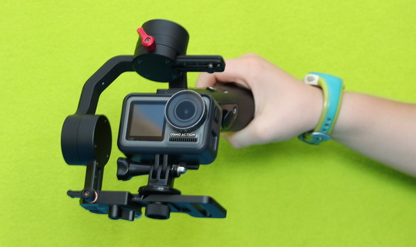 ZHIYUN CRANE M2 gimbal Review: Battery life