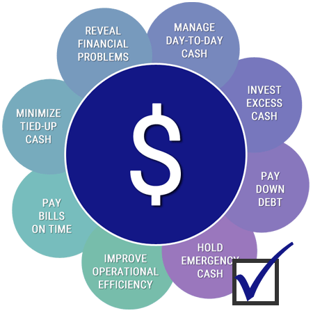 Cash is the lifeblood of any enterprise