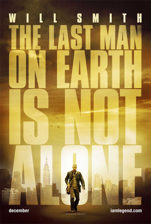 I Am Legend one-sheet taken from www.firstshowing.net