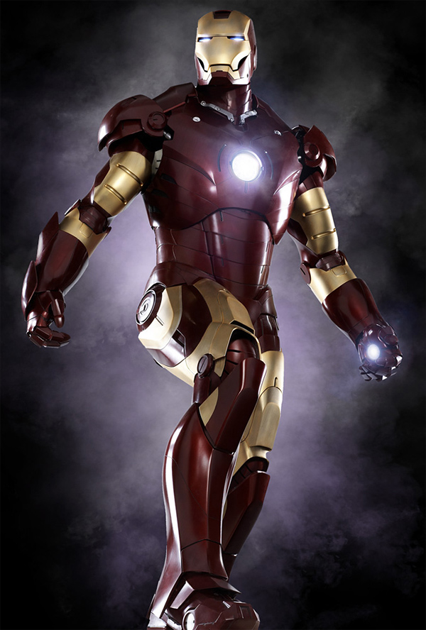 Iron Man Armor