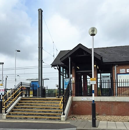 Train Station, Arlesey
