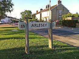 Arlesey Sign