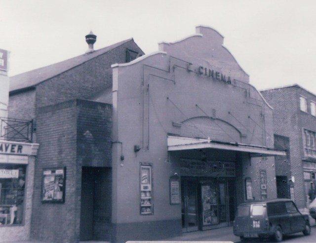 Astoria Cinema, Amwell End, Ware, Hertfordshire
