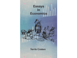 Essays in economics by Savio Gomes
