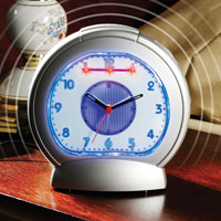 Sonic Boom Analog Alarm with Bed Shaker