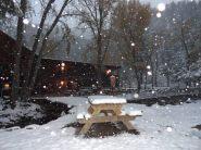 Three inches at the base of Sipapu (photo: Sipapu Ski Resort)
