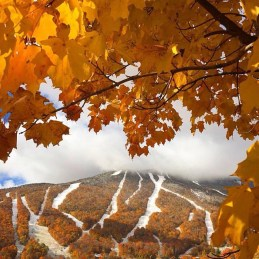 Stowe, Vt. 10/17/2015 (photo: Stowe Mountain Resort/Kristen Evans Scarlata)
