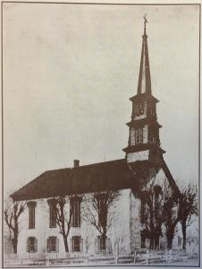 Lower Saucon Church - Our MOther Church
