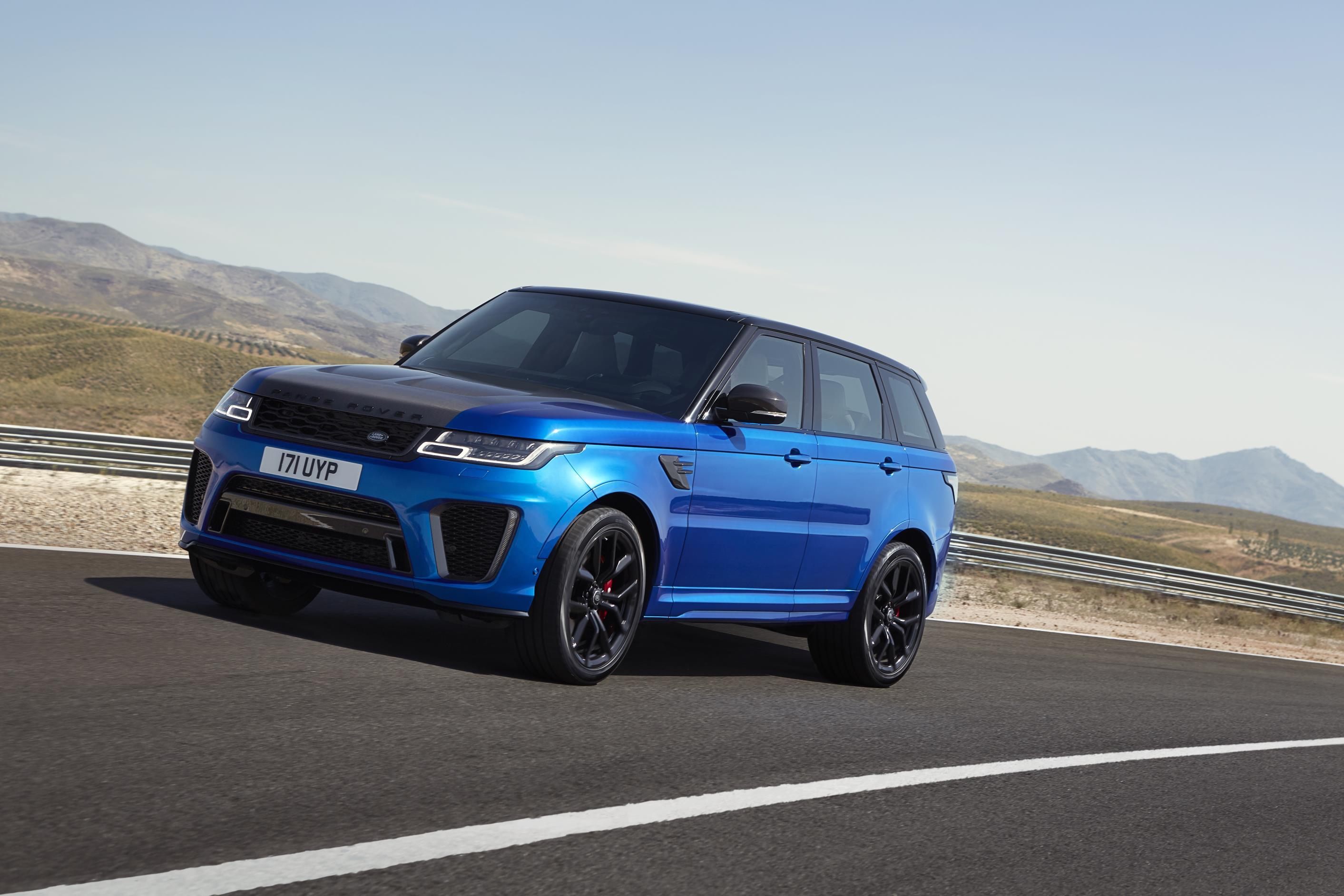 Range Rover Sport s a revamp