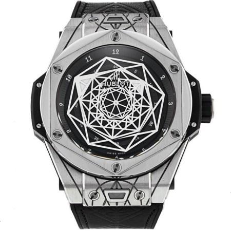 Replica Hublot Big Bang Sang Bleu Titanium 415.NX.1112.VR.MXM16 - Hublot Clone Watches