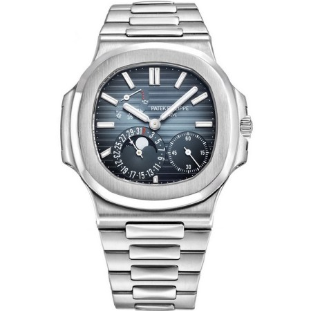 Replica Patek Philippe Nautilus Moon Phase 5712/1A-001 - Patek Philippe Clone Watches