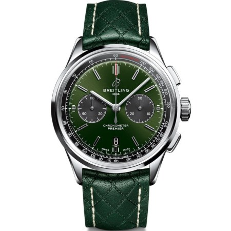 Replica Breitling Premier B01 Chronograph Bentley AB0118A11L1X1 - Breitling Clone Watches