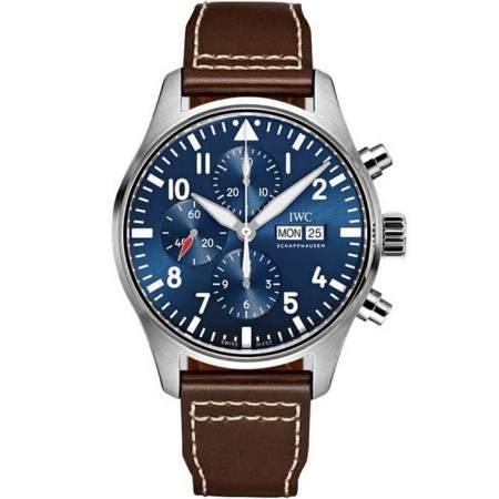 Replica IWC Pilot's Chronograph Le Petit Prince IW377714 - IWC Clone Watches