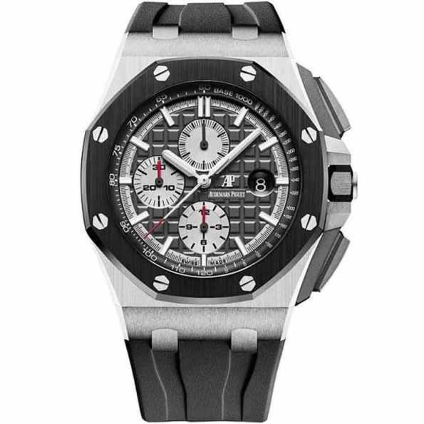 Replica Audemars Piguet Royal Oak Offshore Chronograph Titanium 26400IO.OO.A004CA.01 – Audemars Piguet Clone Watches