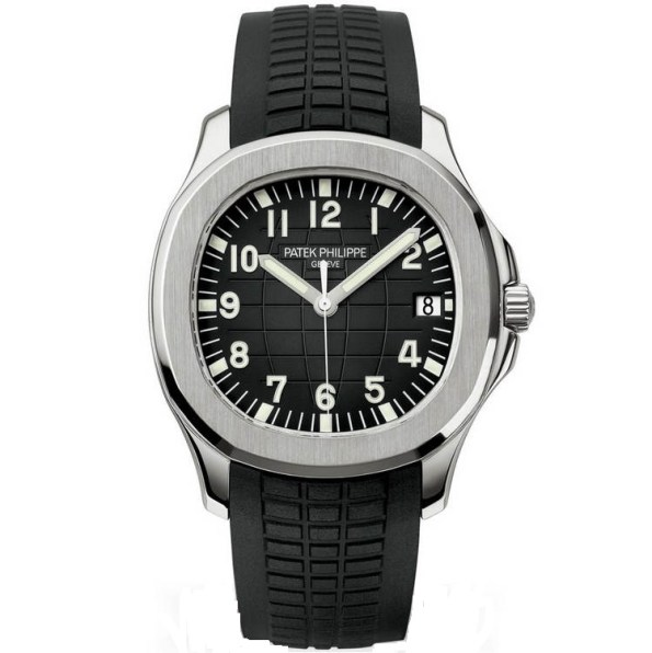 Replica Patek Philippe Aquanaut Black Dial 5167A-001 – Patek Philippe Clone Watches