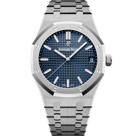 Replica Audemars Piguet Royal Oak Blue Dial 15500ST.OO.1220ST.01 - Audemars Piguet Clone Watches