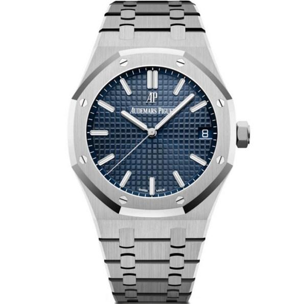 Replica Audemars Piguet Royal Oak Blue Dial 15500ST.OO.1220ST.01 – Audemars Piguet Clone Watches