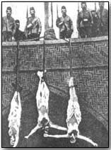 Armenian genocide (hanged doctors)