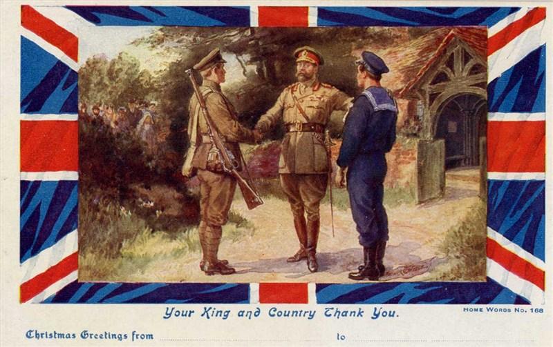 First World Postcards