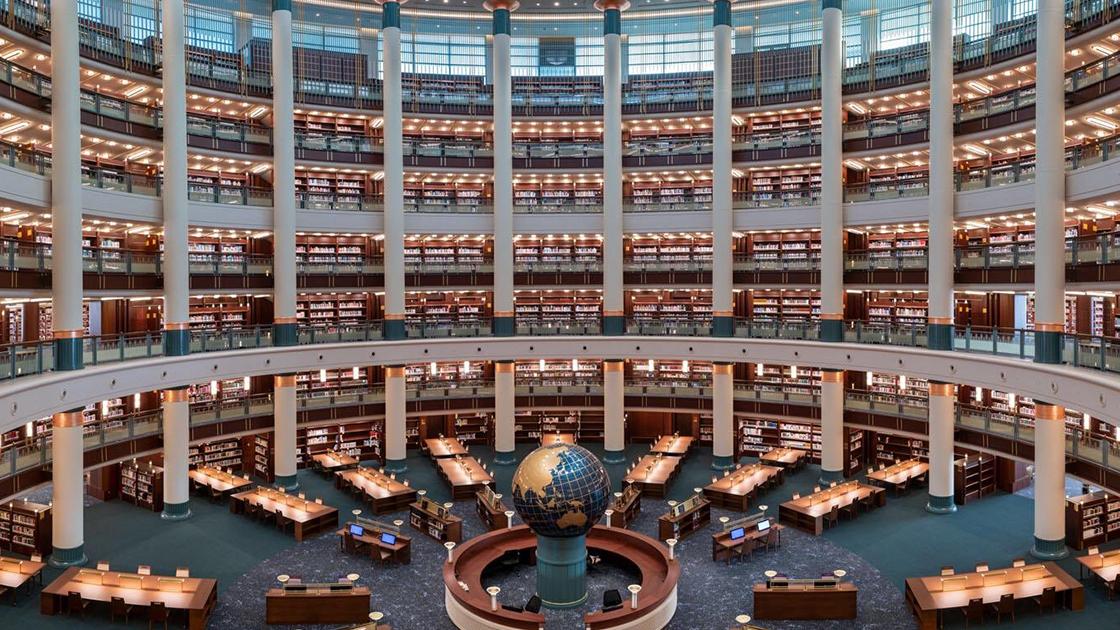 Milli Kütüphane'de 19 bin 737 kitap kayıp! | Fırtına Dergi