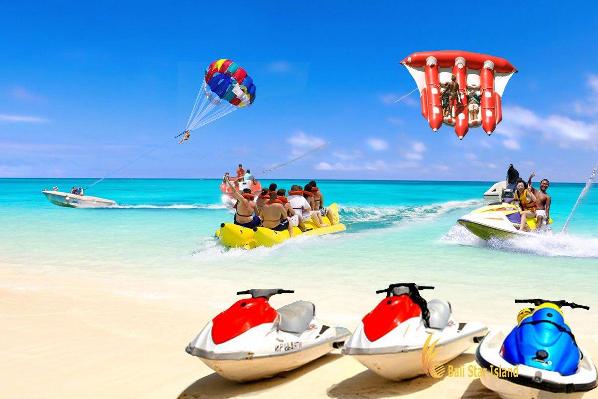 Bali Parasailing Tour Package