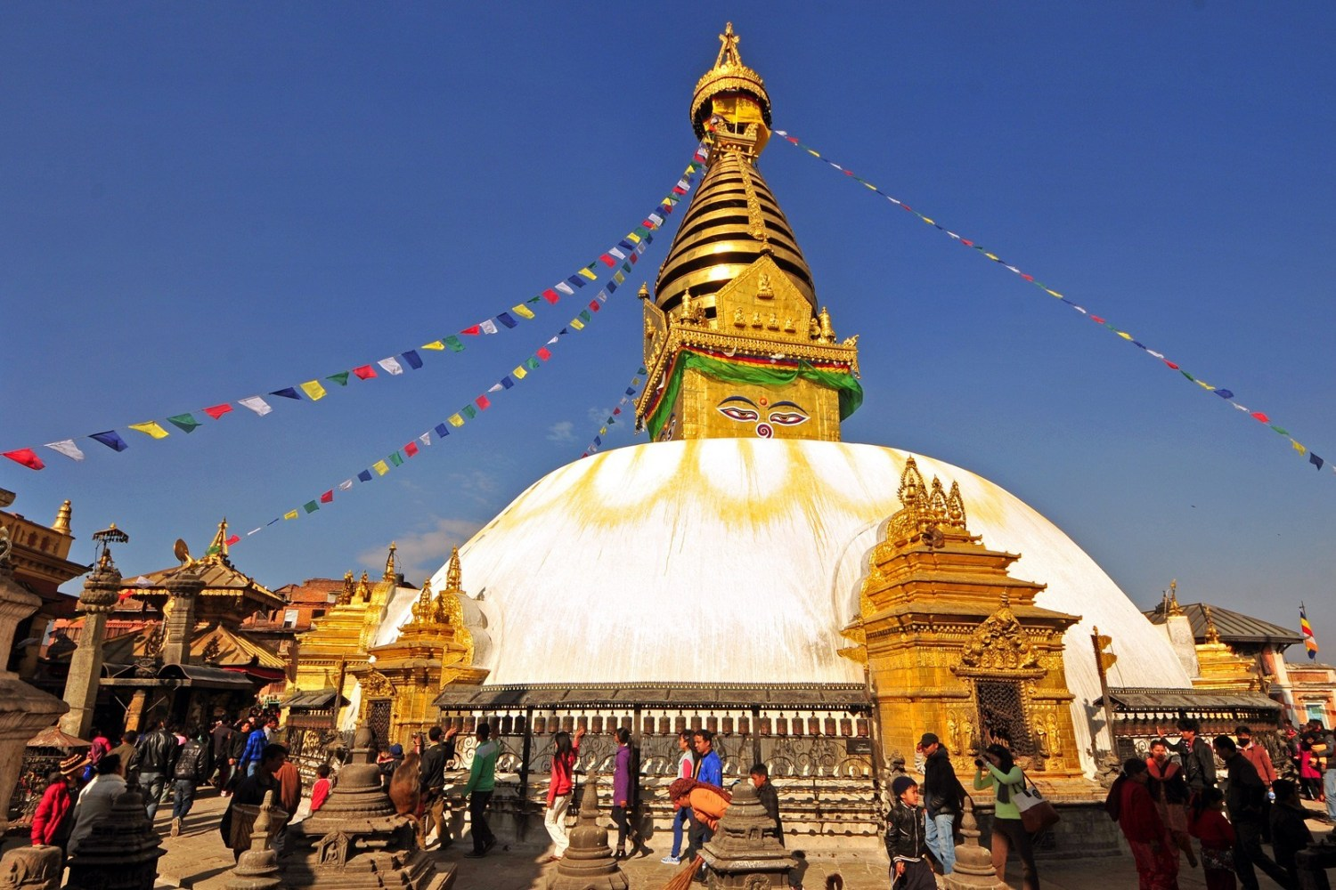 Nepal Group Tour Package