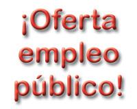 Resultado de imaxes para oferta de empleo publico justicia