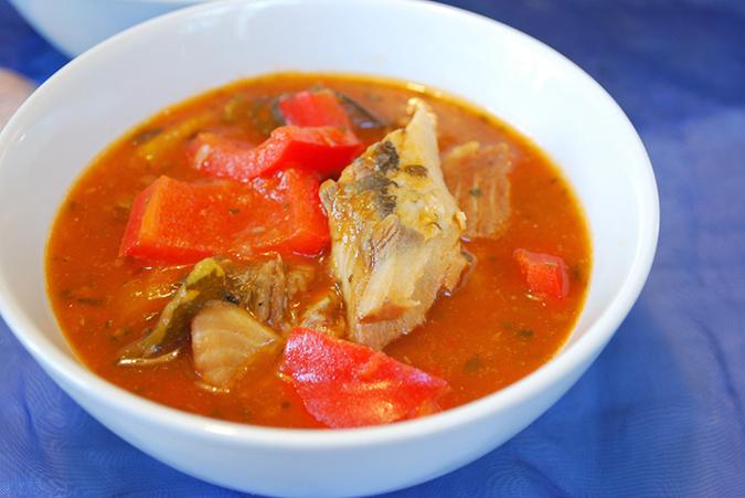 Mühlviertler Fischsuppe