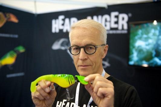 "Dan Lestander, Erfinder des ""Headbangers"""