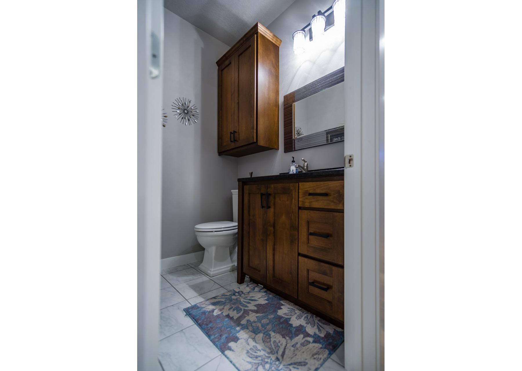 Custom Bath - Vanity