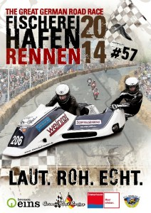 Titelseite Rennprogramm FHR 2014